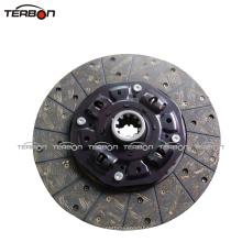 350 * 220 * 10 * 44.5 * 8 S Fábrica de alta qualidade caminhão auto peças disco de embreagem