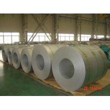 Bobina de aço galvanizado SGCH JIS 3302