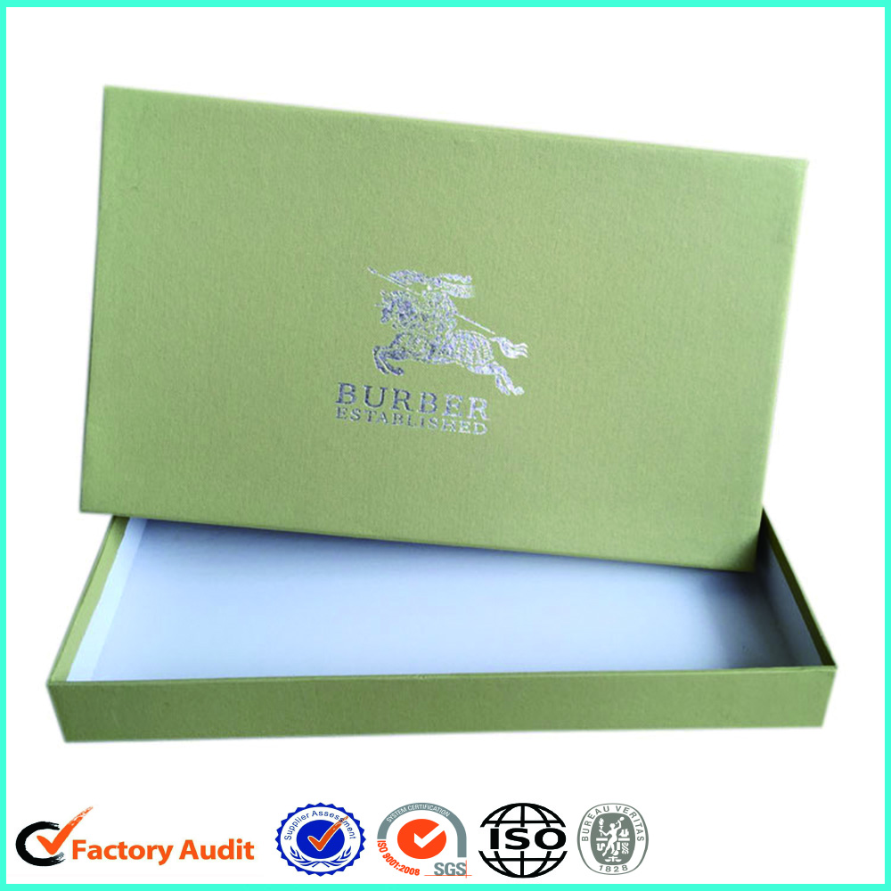 Luxury Paper Scarf Box Packaging