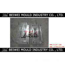 Plastic Square Dustbin Component Mould
