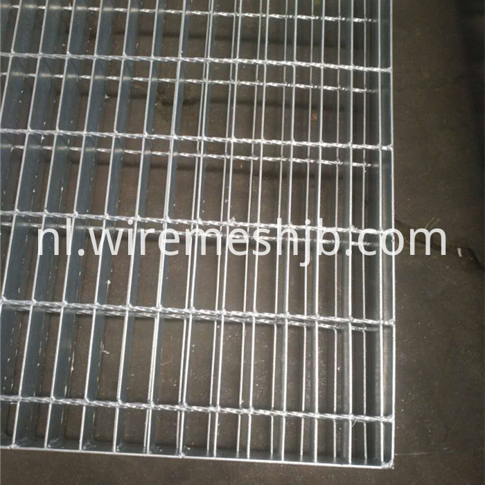 Flat Shape Steel Grating