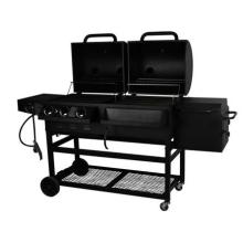 Gas & Charcoal BBQ Grill