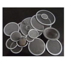 Micron Sinterung Edelstahl Filterscheibe