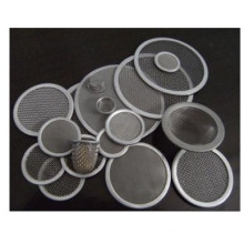Disco de filtro de aço inoxidável Micron Sintering