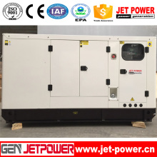 60Hz Dek 60kw 70kw 80kw Generador Diesel Silencioso