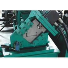 Perno prisionero y pista roll formando machine_metal C/Z forma perno que hace la máquina
