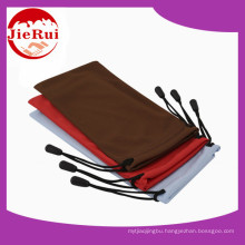 Wholesale Price Microfiber Phone Bag with Drawstring