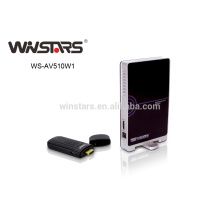 Wireless WDHI Professional Wireless 1080P HDMI Sender und Receiver AV Kit, Maximale Übertragungsstrecke 300m