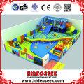 Sea Theme Indoor Playground Equipment with Baby Area
