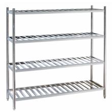 Heavy Duty Assembled Warehouse Rack/storage Shelving for Bulk Removable Aluminum Indoor Supermarket Rack Sx-warehouse Rack 1 Set