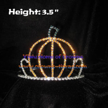 Wholesale Gold Pumpkin Crowns and Tiaras