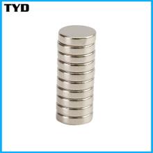 Grade N42 Sintered Permanent NdFeB Magnet Disc