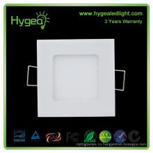 9w 12w 15w 18w 24w квадратных светодиодные панели света SMD2835 супер тонкий плоский светодиодный потолочный светильник ce rohs
