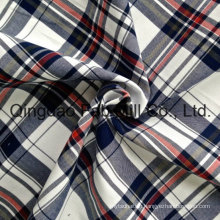 Shirting Fabric Cotton Yarn Dyed (QF13-0216)