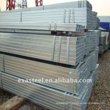 Welded Pre Galvanized Carbon Square Steel Pipe