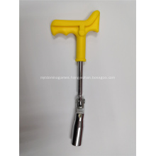 Spark Plug Wrench With Plastic Handle