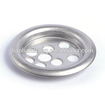 galvanized steel flange manufacturer for PTC heating elements