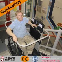 machine ultherapy d'utilisation à la maison d'ascenseur d'escalier de fauteuil roulant d'inclinaison pour le visage lif