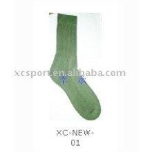 Chaussettes militaires anti-bactériennes