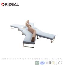 Orizeal meubles de mariage moderne modulaire petit canapé sectionnel modulaire pour les petits espaces (OZ-OSF026)
