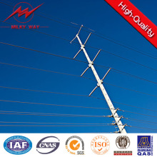 Q235 Q345b poste Octagonal de acero poste de la energía