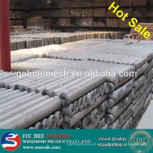 (Fábrica) malla de alambre de acero inoxidable / malla de alambre de los SS / malla de alambre 304 / malla 302 / malla 201 / malla 316 / malla 316L / acero inoxidable hebei