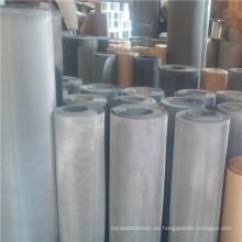 Malla del filtro de alambre de 80 100 150 mesh hastelloy C276