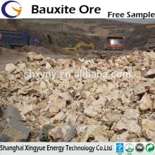 Fornecimento profissional de minério de bauxita / especificação de minério de bauxita