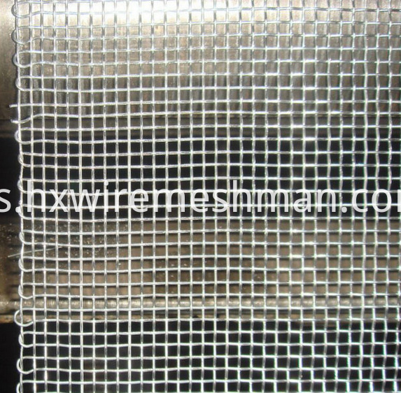 closed edge wire cloth