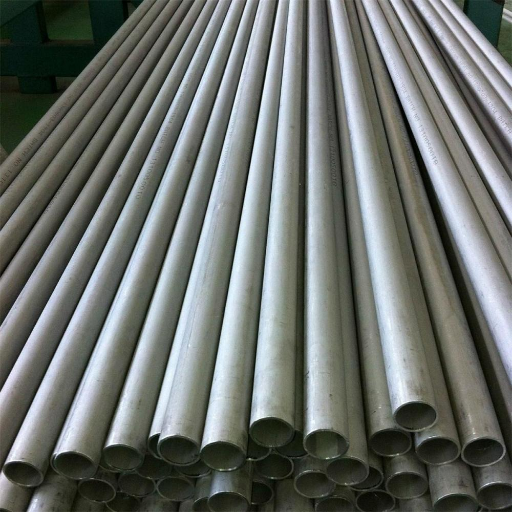 Uns S32750 Duplex Strong Style Color B82220 Stainless Steel Pipe Strong