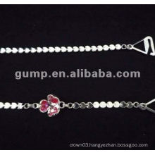metal diamond bra straps ( GBRD0177)