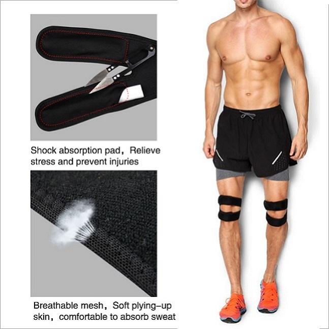 shock absorption knee pad
