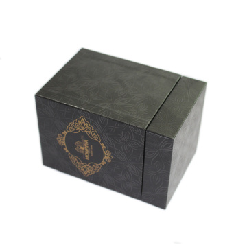 Fancy Paper Base e Lid Rigid Gift Box