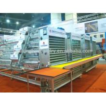 Sistema automático de máquina coletora de ovos de frango à venda