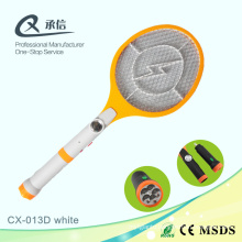 Rechargeable Fly Trap Swatter with LED Torch