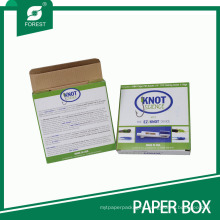 China Supplier Printed Fishing Knots/Rigs Fishook Paper Packaging Box