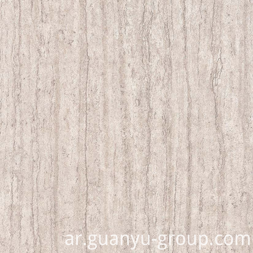 Gray Travertine Look Porcelain Tile