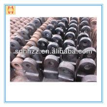 Molde cabeza de martillo de acero de aleación resistentes al desgaste