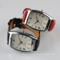 square watches ladies fashion watch leather belt watch
