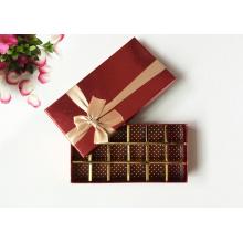 Caja de regalo de lujo de alta calidad profesional de la fabricación