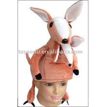 Animal Hat Knit Pattern
