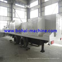 Bohai Arch Sheet / Curve Roof Building Machine