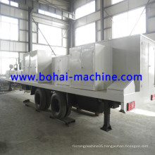 Bohai Arch Sheet/Curve Roof Building Machine