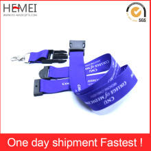 Lanyard Neck Strap ID Card Badge Mobile Polyester Lanyards Office Office Stationery