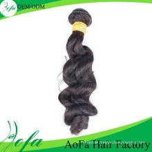 Aofa Factory Top Quality Grade 7A Virgin Hair Wholesale