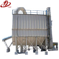 Pulse jet collection system machine industrial dust collector