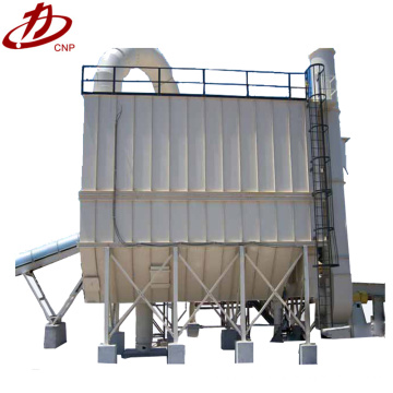 Collecteur de poussière industriel de machine de système de collection de jet d'impulsion