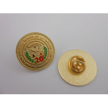 Promotional Lapel Pins, Stampped Logo Badge (GZHY-KA-067)