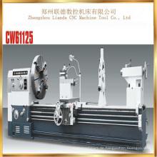 Professionelle Exporteur-Licht-horizontale billige Drehbank-Maschine Cw61125
