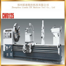 Professional Exporter Light Horizontal Cheap Lathe Machine Cw61125